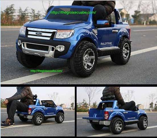 Xe ô tô điện trẻ em dkf-150 mẫu mới