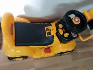 xe cần cẩu máy xúc điện trẻ em MX-601