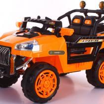 Xe ô tô điện trẻ em 5168 màu cam