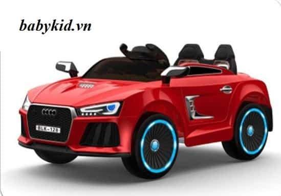 xe ô tô điện trẻ em BLK-128 mẫu mới