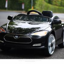 xe ô tô điện trẻ em JE-115 màu đen1