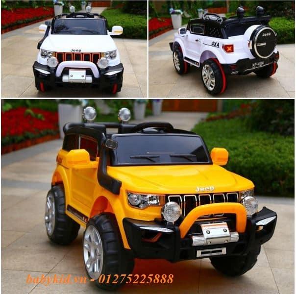 xe ô tô điện trẻ em kp-6188 (6)