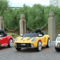 Xe ô tô điện trẻ em Porsche YH-805 4