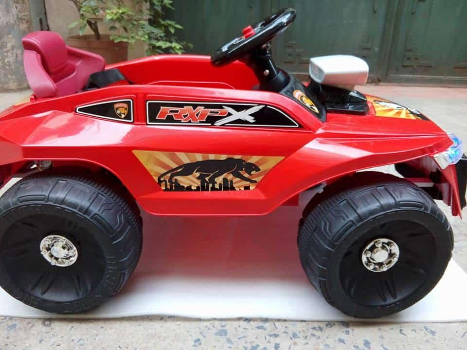 Xe ô tô điện trẻ em W-2502A.3