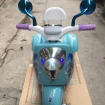 Xe máy điện trẻ em Elsa2