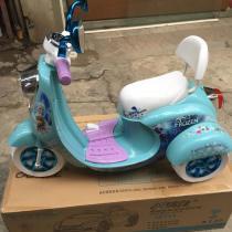 Xe máy điện trẻ em Elsa6
