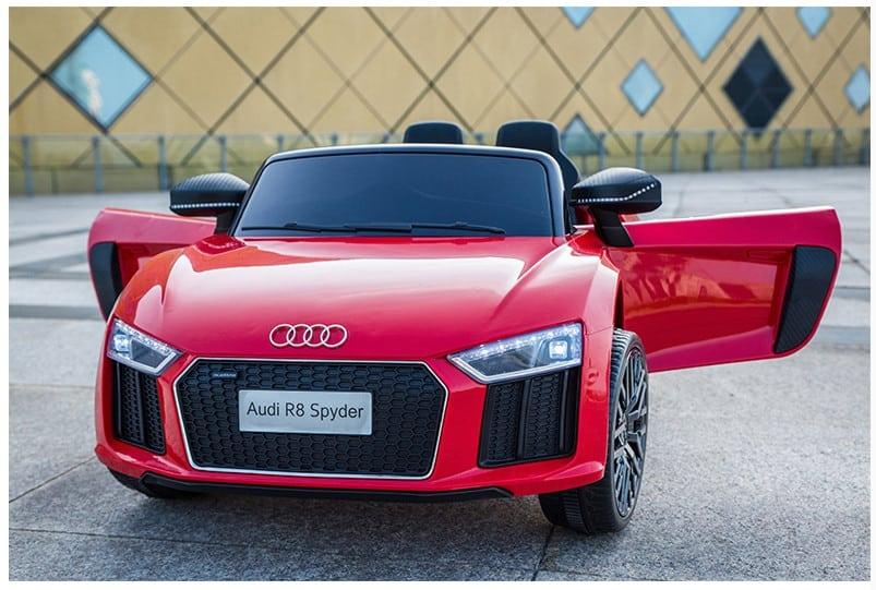 Xe ô tô điện trẻ em Audi R8 Spyder.9