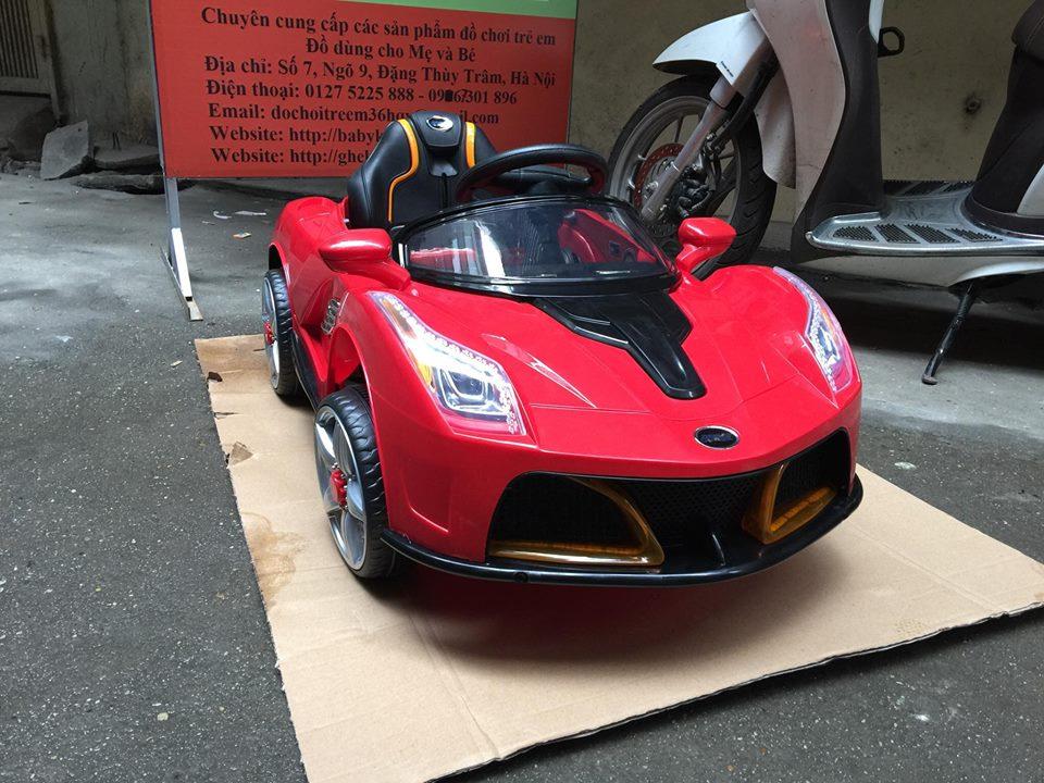 Xe ô tô điện trẻ em JE-198.10jpg