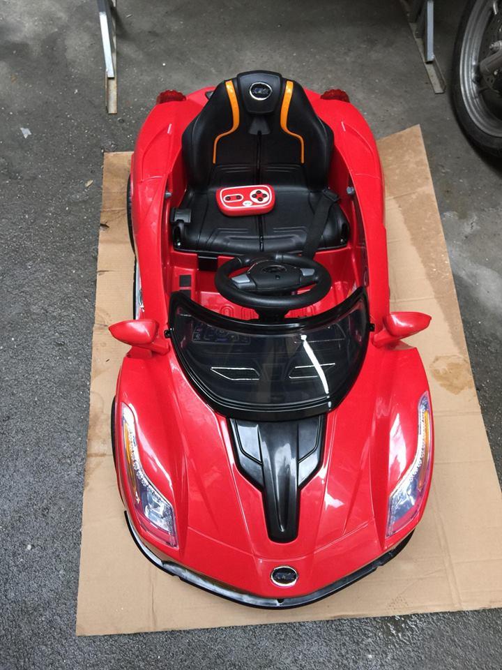 Xe ô tô điện trẻ em JE-198.6jpg