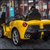 Xe ô tô điện trẻ em LaFerrari F01 màu vàng7