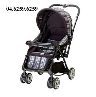 Xe đẩy trẻ em Angel 3504 đen