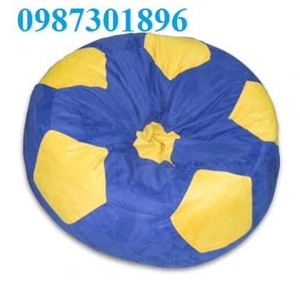 Ghế lười hạt xốp hình quả bóng size S