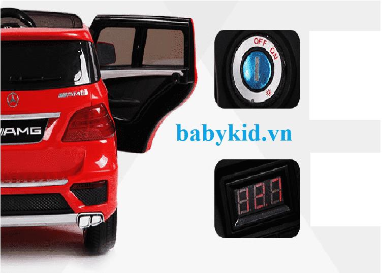 Xe ô tô điện trẻ em DMD-168