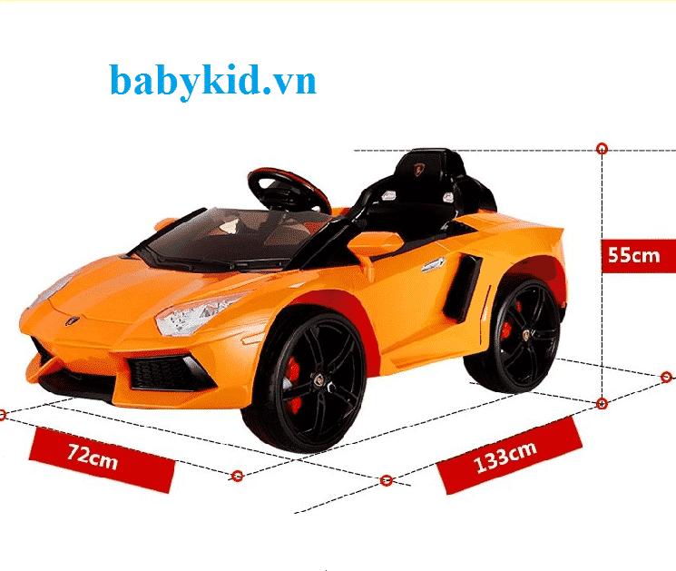 Xe ô tô điện trẻ em LB-6618