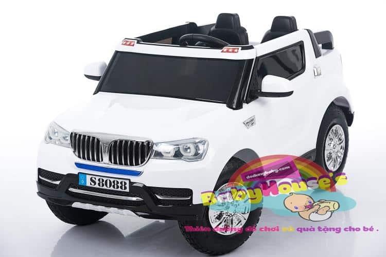 Xe ô tô điện trẻ em BMW-S8088