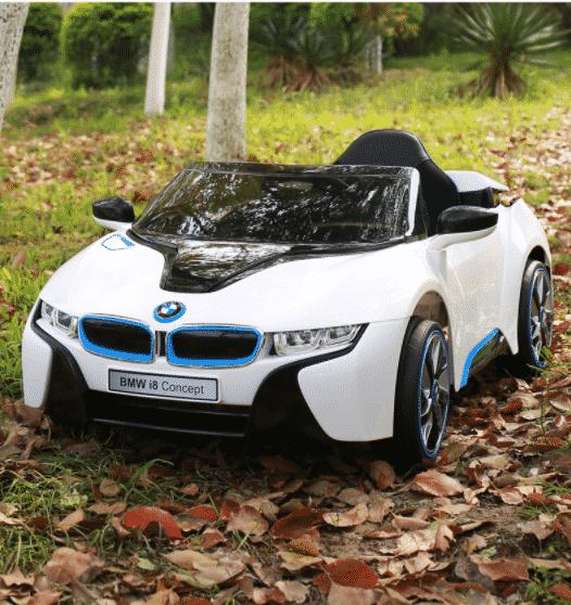 xe ô tô điện trẻ em BMW-i8.16
