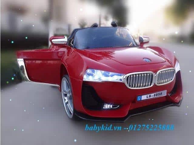 xe ô tô điện trẻ em LB-8858 (3)