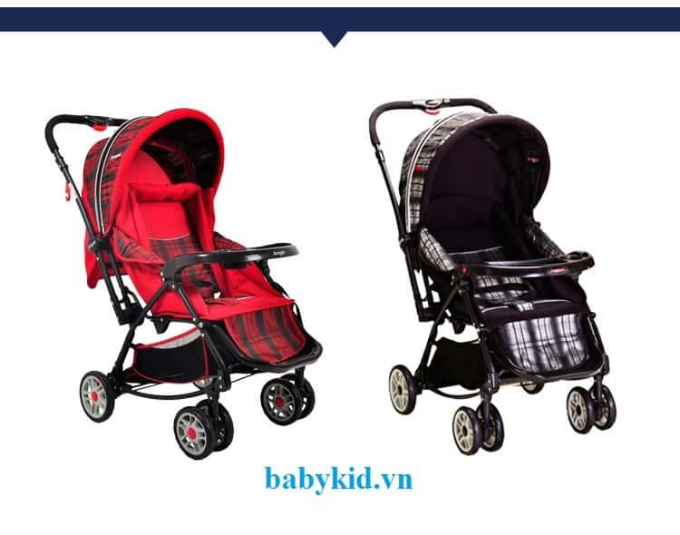 Xe đẩy trẻ em Angel 3504