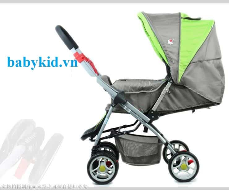 Xe đẩy trẻ em Angel 3012