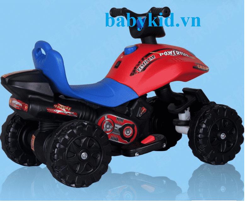 xe máy điện trẻ em KlL-5858