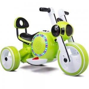Xe máy điện trẻ em KB-903 xanh lá