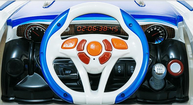 Xe ô tô điện trẻ em JE-1188.27