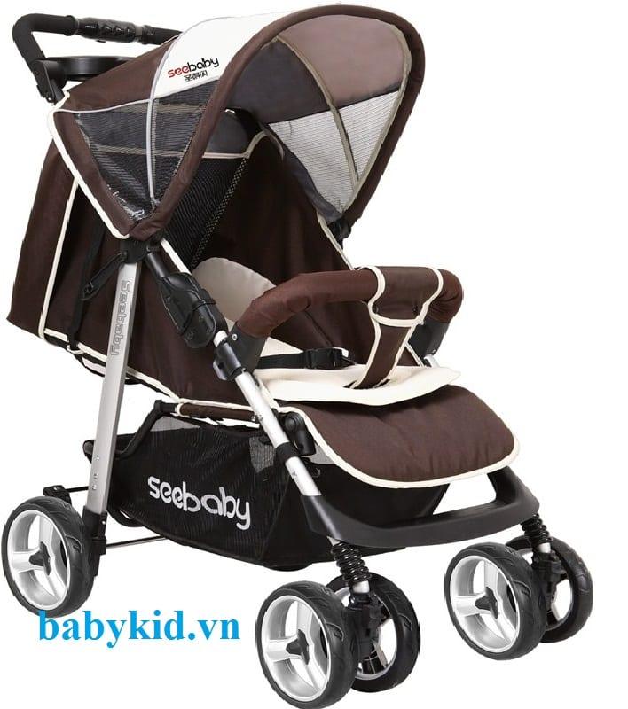 Xe đẩy trẻ em seebaby T04A