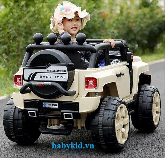 Xe ô tô điện trẻ em BJ-158