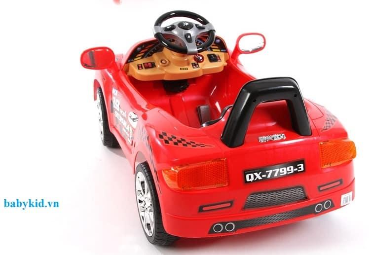 Xe ô tô điện trẻ em XQX-7799-3