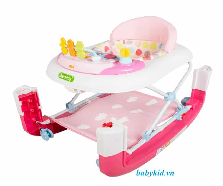 xe tập đi trẻ em Zaracos mikki 111-pink