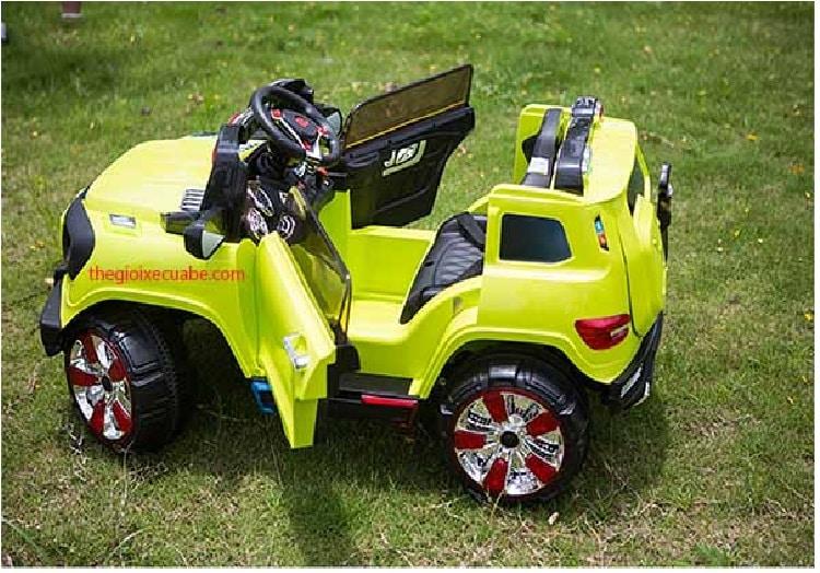 Xe ô tô điện trẻ em BI-118 chất lượng cao mẫu mới