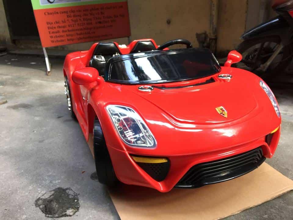 Xe ô tô điện trẻ em WXE-9988.11
