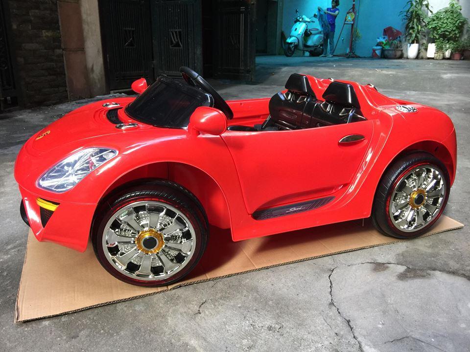 Xe ô tô điện trẻ em WXE-9988.16