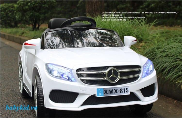 Xe ô tô điện trẻ em XMX-815