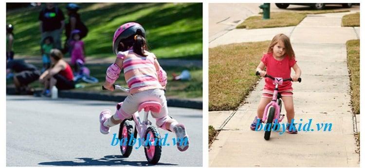 Xe thăng bằng trẻ em