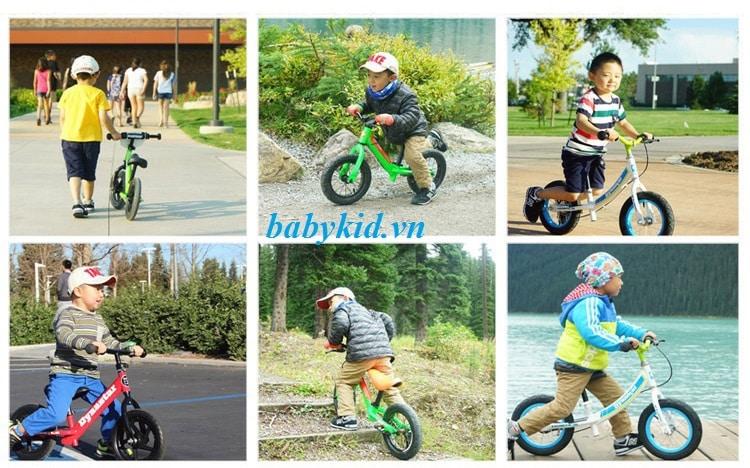 Xe thăng bằng trẻ em1