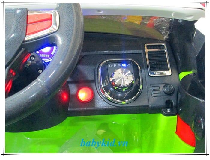 xe ô tô điện trẻ em BLK-5188 cao cấp