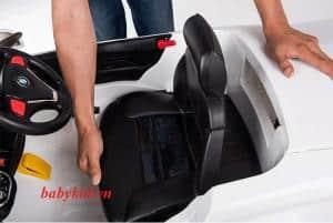Xe ô tô điện trẻ em PB-807 1 ghế ngồi