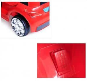 xe ô tô điện cho bé S698 các chức năng của xe ô tô điện trẻ em
