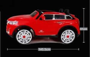 xe ô tô điện trẻ em A-998 mẫu mới giá tốt nhất tại Babykid.vn
