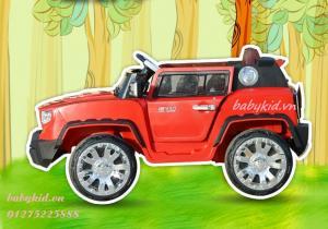 xe ô tô điện trẻ em HSD-8101