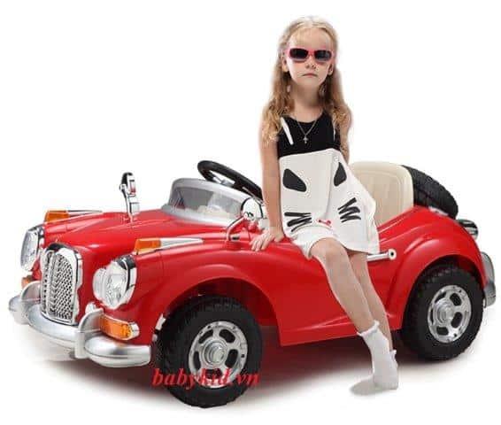 xe ô tô điện trẻ em JE-128 (12)
