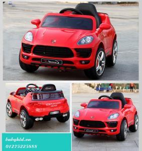 xe ô tô điện trẻ em WTM-5188 mầu đỏ