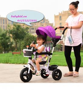 xe đẩy ba bánh trẻ em cao cấp 1101 tại Babykid.vn 1