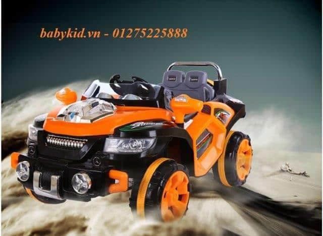 xe ô tô điện trẻ em 6866 (2)