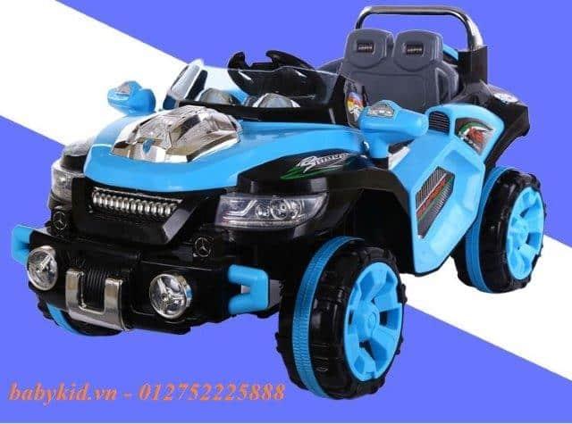 xe ô tô điện trẻ em 6866 (5)