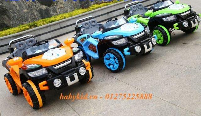 xe ô tô điện trẻ em 6866 (9)