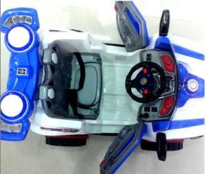 xe ô tô điện trẻ em 6188 mô phỏng 2 ghế ngồi