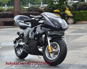 xe moto mini ducati 1089 ( chạy bằng xăng) chất lượng cao