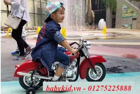 xe máy điện cho bé trai 065